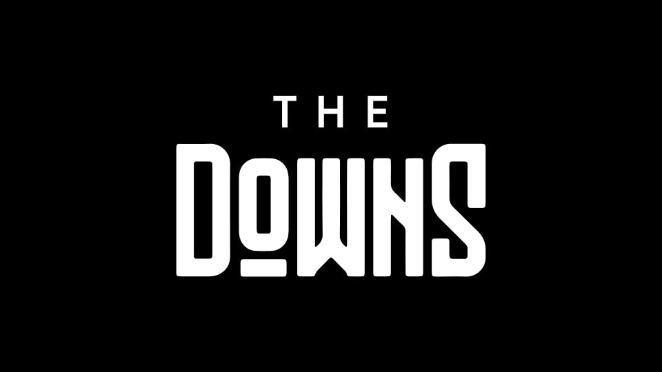 The Downs - Logo
